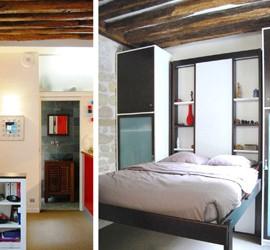 24 m²  Montorgueil